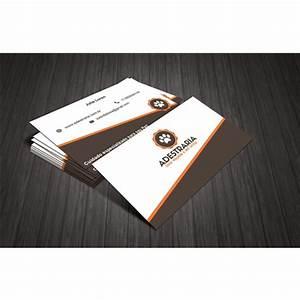 Criação de Logo e Cartao de Visita Para Consultoria de