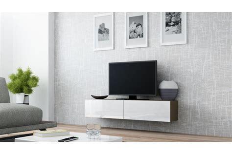 meuble suspendu chambre meuble tv design suspendu vito 140cm design