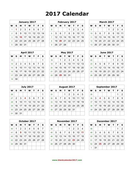 canada calendar template 2017 2017 calendar canada free excel templates