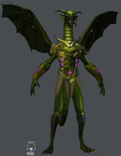 Chinese Gardener by Fin Fang Foom Marvel Cinematic Universe Unlimited Wiki