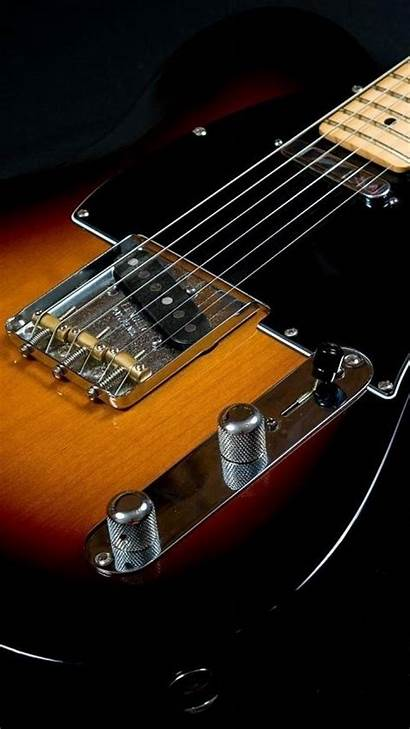 Electric Background Instruments Guitars Musical Telecaster Mobile