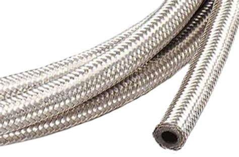 stainless steel braided hose mm id