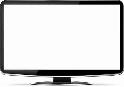 Screen Computer Clipart Laptop Monitor Pc Widescreen