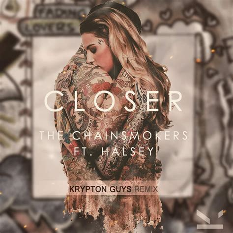 The Chainsmokers Closer Ft. Halsey Wallpapers - Wallpaper Cave