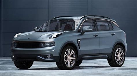New Car Brand Lynk & Co Debuts With 01 Suv  Fox News