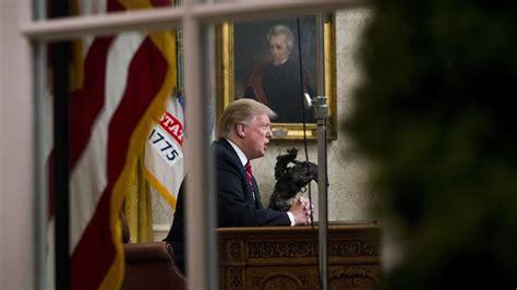 speech trump wall background shutdown democrats pennsylvania york times president should nation unemployment border dc federal address week statue nancy
