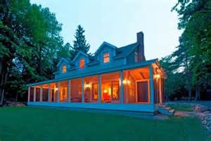 Barn House Plans With Porches by Barn House Plans Floor Plans And Photos From Yankee Barn