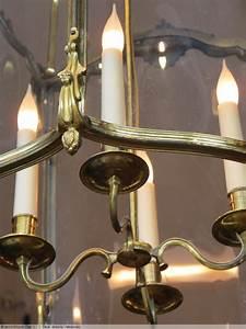 Grande Lanterne Deco : grande lanterne de style louis xv xixe si cle ~ Teatrodelosmanantiales.com Idées de Décoration