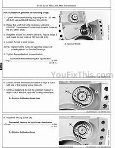 John Deere 8100 8200 8300 8400 8110 8210 8310 Repair Manual  Tractor   U00ab Youfixthis