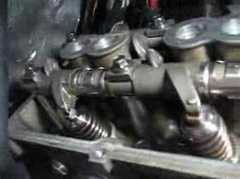 hemi valve springrocker arm youtube