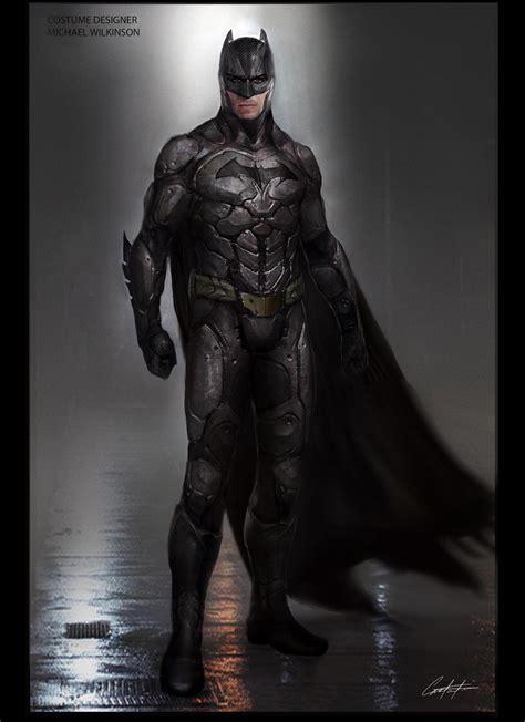 "Exclusive: ""Batman v Superman"" Concept Artist Constantine ..."
