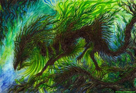 Arboriankiir The Goddess Of Nature By Svartya On Deviantart