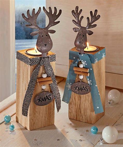 schlüsselanhänger holz basteln teelichthalter kerzenst 228 nder kerzenhalter elch holz weihnachtsdeko weihnachten ebay ralf