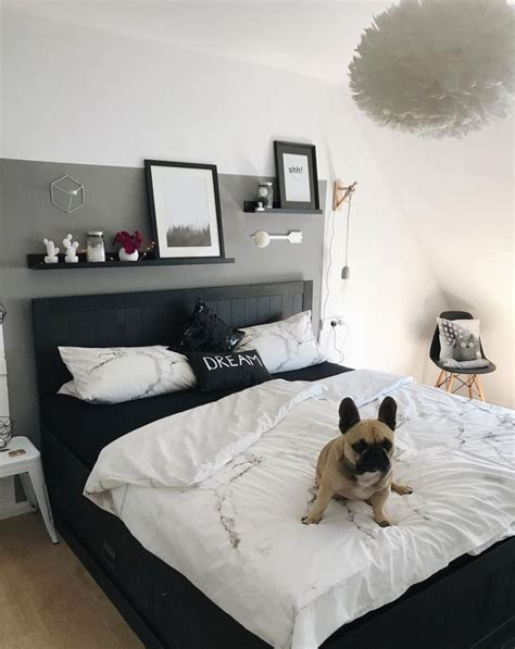Schlafzimmer Ideen Wandgestaltung Grau by Die Besten 25 Graue W 228 Nde Ideen Auf Graue
