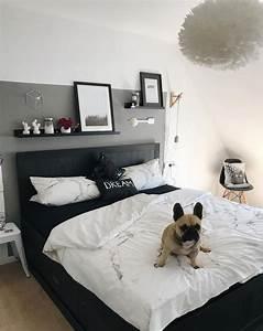 Graue Farbe Wand : die besten 25 graue w nde ideen auf pinterest graue w nde wohnzimmer graues schlafzimmer und ~ Sanjose-hotels-ca.com Haus und Dekorationen