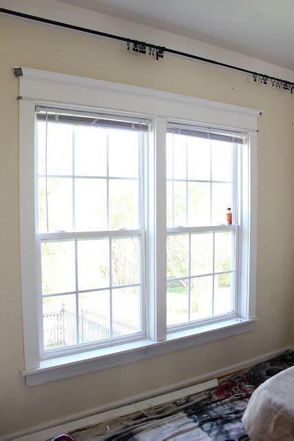 install trim   double window interior window trim craftsman window trim farmhouse