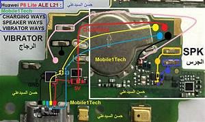 Schematic Diagram Huawei P8 Lite