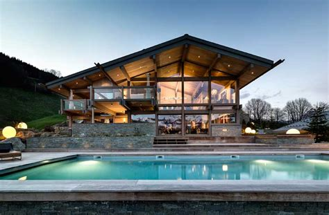 chalets to rent in rent the ultra luxurious chalet mont blanc in meg 232 ve purentonline