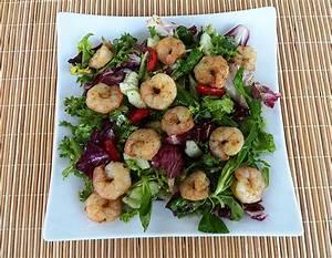 Rezepte Mit Garnelen : gr ner salat mit garnelen rezepte ~ Lizthompson.info Haus und Dekorationen
