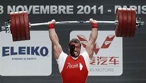 Klokov Returning To Competition    Weightlifting