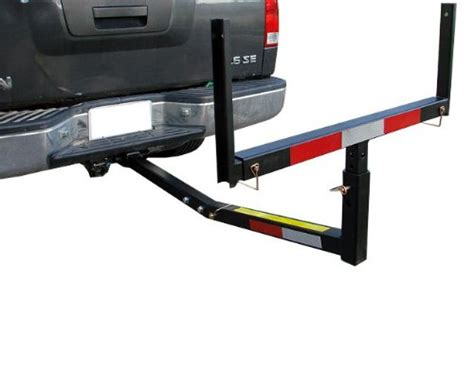 hitch bed extender 4 great truck accessories the loadhandler bed ladders