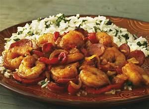 Smoked Piquillo Shrimp over Cilantro Rice | Publix Recipes
