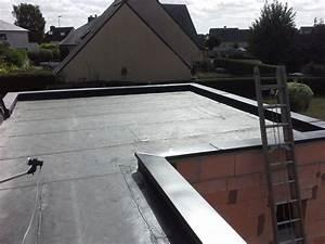 Couverture De Terrasse : pose couverture toiture plate toit terrasse v g tal ~ Edinachiropracticcenter.com Idées de Décoration