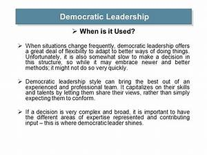 """A Leadership Story: """"Management is doing things right ..."""
