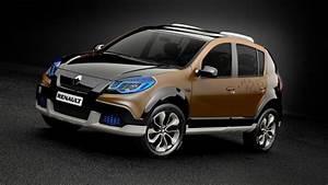 Renault Dacia Sandero : renault sandero stepway concept car body design ~ Medecine-chirurgie-esthetiques.com Avis de Voitures