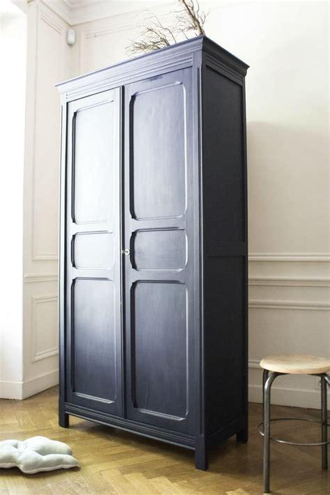 armoire chambre enfants armoire parisienne bleue chambre enfant trendy 4