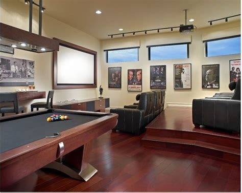 Cool Game Room  For The Home Pinterest