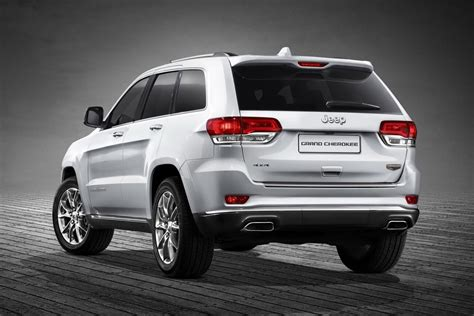 2020 Jeep Grand Cherokee Redesign And Release Date