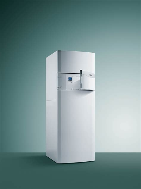 ecoCOMPACT - Apbrīnojami kompakts gāzes kondensācijas katls - Vaillant
