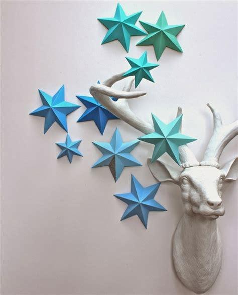 comment faire des decoration de noel en papier 1001 id 233 es originales comment faire des origami facile