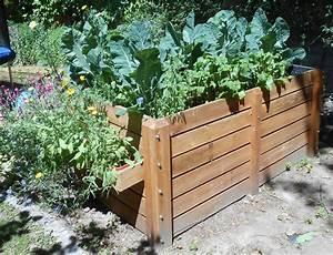 Hochbeet Kaufen Holz : l rchenholz hochbeete komposttoilette ~ Watch28wear.com Haus und Dekorationen