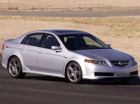 acura tl with aspec performance package 2004 picture 05