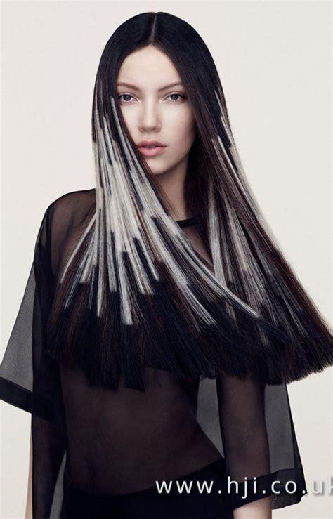 angelo seminara british hairdresser   year collection  hji