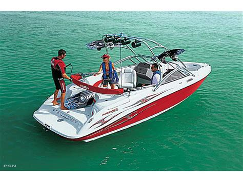 Ar230 Boat Cover by Yamaha Ar230 Jet Boat Boats For Sale