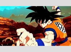 Base Goku and Vegeta join the fight in Dragon Ball