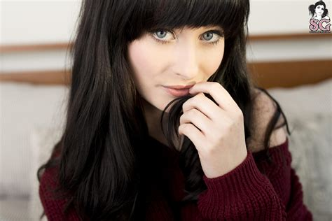 And Black Hair by Wallpaper Model Hair Blue