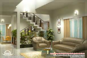 livingroom interior design beautiful living room rendering kerala house design