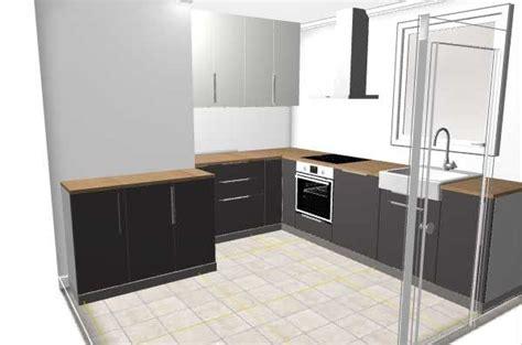 projet cuisine ikea projet implantation cuisine ikea pour nouvelle maison 9