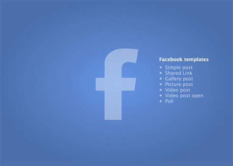 Powerpoint Facebook Template Costumepartyrun
