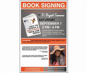 18 best sample author posters images on pinterest book With book signing poster template