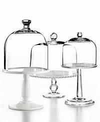 martha stewart cake stand Martha Stewart Collection Serveware, Domed Cake Stands Collection