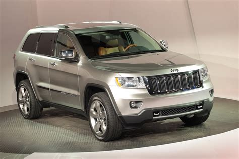 2011 Jeep Grand Cherokee Prices Announced, Starts From ,995