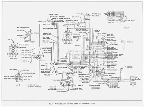 ford 4000 tractor wiring diagram free vivresaville