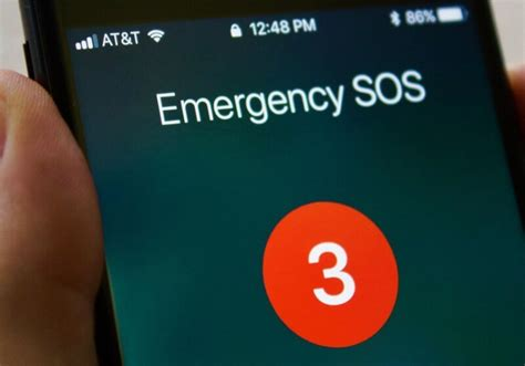 iPhone's Emergency SOS feature saves woman from attempted ...
