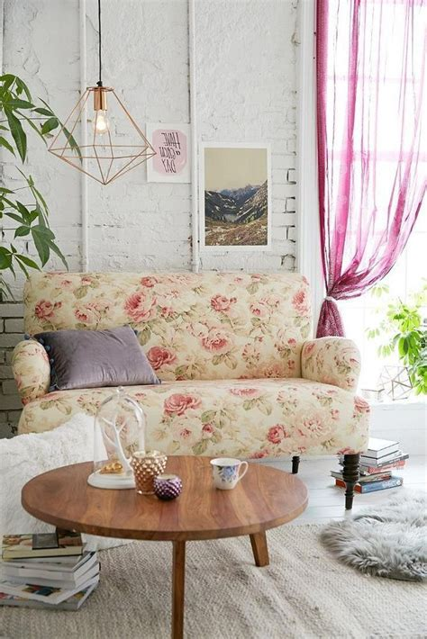 Small Settees For Small Rooms by Floral Multicolor Accent Loveseat Small Space Sofa