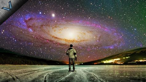 Milky Way Andromeda Will Collide The Future How
